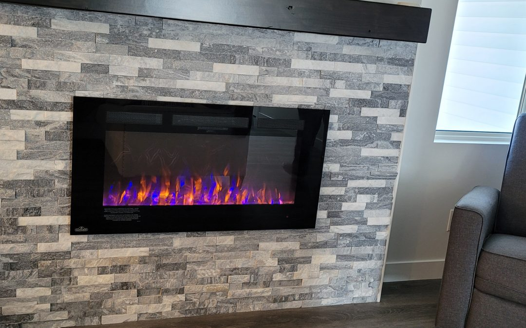 Fireplaces, Wood-Burning or Electric?